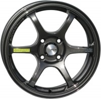 Wheels Advan 659 RG2 R15 W6.5 PCD4x100 ET38 DIA67.1 Dark Gunmetal