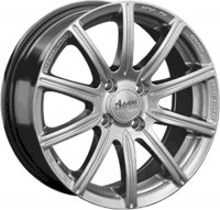 Wheels Advanti F6505 R15 W6.5 PCD4x100 ET38 DIA73.1 Silver