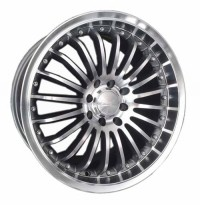 Wheels Advanti F6550 R16 W7 PCD5x120 ET38 DIA72.6 Silver