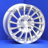 Aleks 5140 R13 W5.5 PCD4x98 ET25 DIA58.6 SFMS 2, photo Alloy wheels Aleks 5140 R13, picture Alloy wheels Aleks 5140 R13, image Alloy wheels Aleks 5140 R13, photo Alloy wheel rims Aleks 5140 R13, picture Alloy wheel rims Aleks 5140 R13, image Alloy wheel rims Aleks 5140 R13