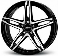 Wheels Alutec Poison R20 W8.5 PCD5x120 ET35 DIA72.6 Black