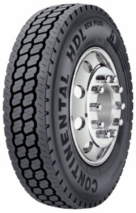 Tires Continental HDL1 Eco Plus 315/80R22.5