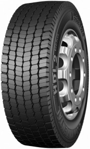 Tires Continental HDR2 315/80R22.5 156L