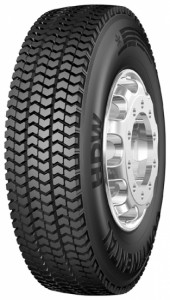 Tires Continental HDW Scandinavia 315/80R22.5 154M