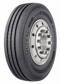 Tires Continental HSR2 315/80R22.5 154M