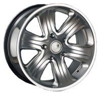 Wheels LS Wheels T173 R20 W9.5 PCD5x114.3 ET35 DIA73.1 Silver